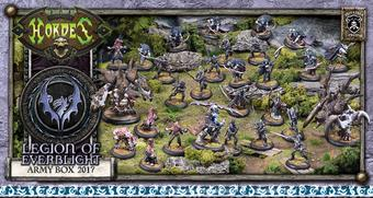 Hordes: Legion of Everblight Army Box 2017 (Privateer Press)