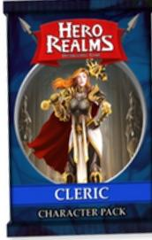 Hero Realms Cleric Pack (White Wizard Games)