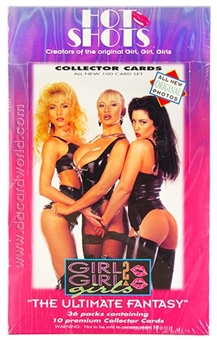Girl, Girl, Girls 2 Box (1994 Hot Shots)