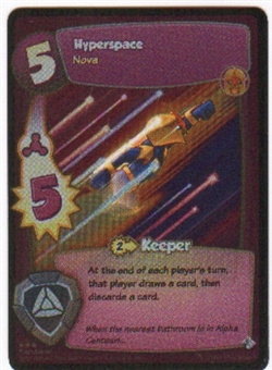 Marvel Super Hero Squad Foundation Single Hyperspace Rare