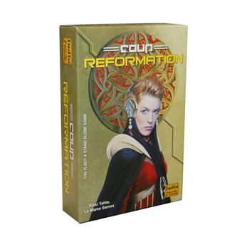 Coup: The Reformation Expansion 2nd Edition (IBC)