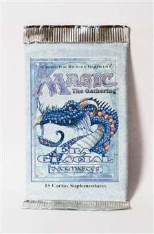 Magic the Gathering Ice Age Booster Pack (Portuguese)