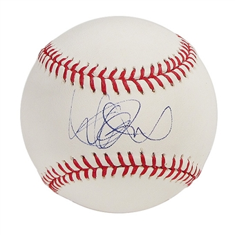 Ichiro Suzuki Autographed Official Major League Baseball