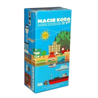 Machi Koro: The Harbor Expansion Board Game