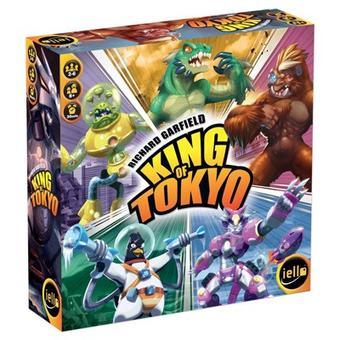 King of Tokyo 2nd Edition (Iello)