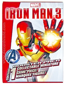 Marvel HeroClix Iron Man 3 Marquee Figure