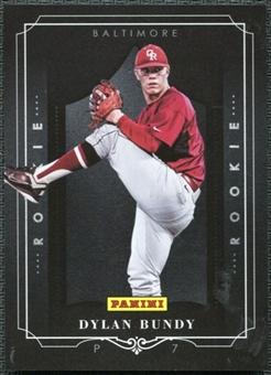 2011 Panini Black Friday Rookies #RC12 Dylan Bundy