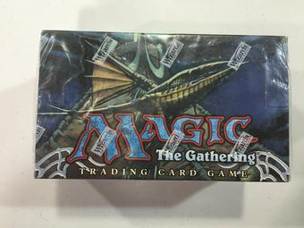 Magic the Gathering Stronghold SEALED BOX of 12 Precon Theme Decks