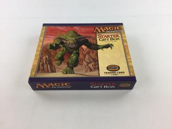 Magic the Gathering Starter Series Gift Box - Opened