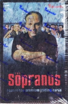 The Sopranos: Season One Hobby Box (2005 InkWorks)