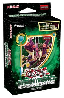 Konami Yu-Gi-Oh Invasion: Vengeance Special Edition 12-Box Case (Presell)