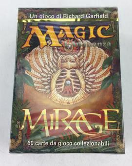Magic the Gathering Mirage Tournament Starter Deck - ITALIAN