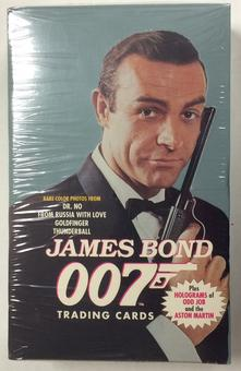 James Bond 007 Trading Card Box Series 1 (Eclipse 1993)
