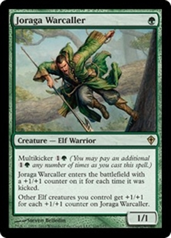 Magic the Gathering Worldwake Single Joraga Warcaller - NEAR MINT (NM)