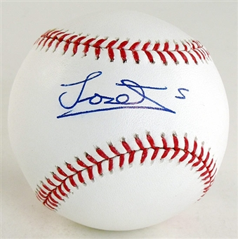Jose Iglesias Boston Red Sox Autographed Official Major League Baseball