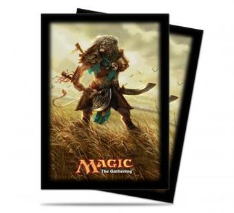 Ultra Pro Magic Journey into Nyx Ajani Standard Sized Deck Protectors (80 ct) - Regular Price $8.99 !!!
