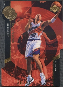 1998/99 Upper Deck #PS21 Jason Kidd Quantum Super Powers Gold #26/50