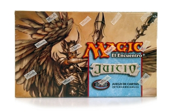 Magic the Gathering Judgment Booster Box - Spanish