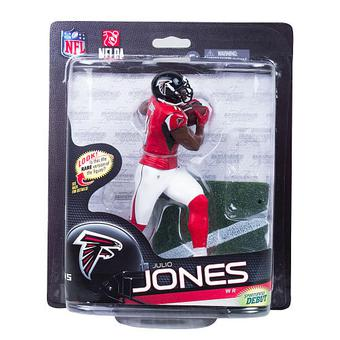 Atlanta Falcons Julio Jones McFarlane NFL Series 33 Figure