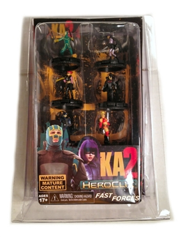 HeroClix Kick-Ass Two Fast Forces Pack