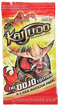 Kaijudo Dojo Edition Booster Pack
