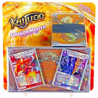 Kaijudo Dragon Master Collection Kit