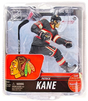 Patrick Kane Chicago Blackhawks NHL McFarlane Series 29 Black Jersey Figure /2500