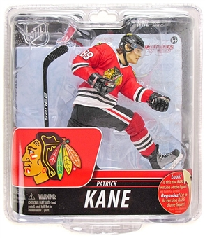 Patrick Kane Chicago Blackhawks NHL McFarlane Series 29 Red Jersey Figure