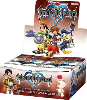 Fantasy Flight Games Kingdom Hearts Darkness Awakened Booster Box