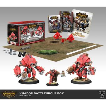 Warmachine: Khador Battlegroup Starter Box (MKIII) (Presell)