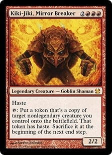 Magic the Gathering Modern Masters Single Kiki-Jiki, Mirror Breaker - NEAR MINT (NM)