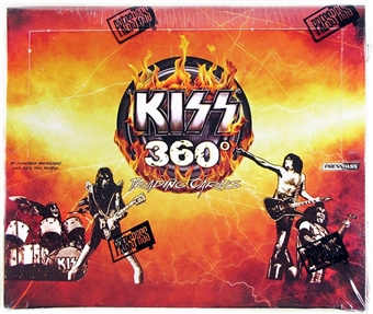 KISS 360 Hobby Box (2009 Press Pass)
