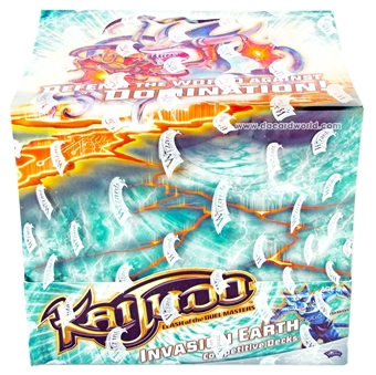 Kaijudo Invasion Earth Competitive Deck - Box of 8 Decks