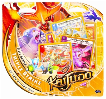Kaijudo Elite Series Triple Strike Deck