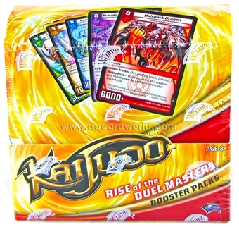 Kaijudo Rise of the Duelmasters Booster Box