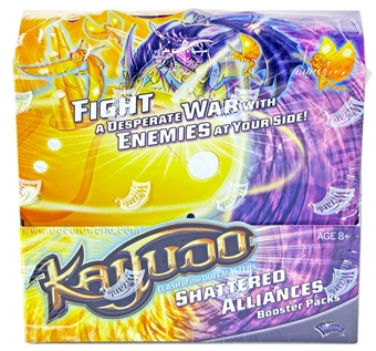Kaijudo Shattered Alliances Booster Box