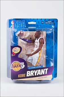 Los Angeles Lakers Kobe Bryant McFarlane NBA Series 23 Figure