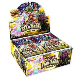 Yu-Gi-Oh Star Pack - Battle Royal Booster 12-Box Case (Presell)