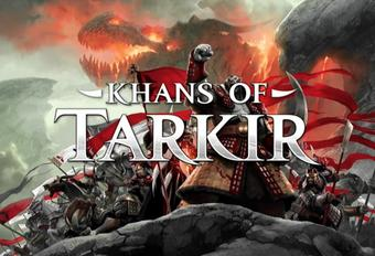 Magic the Gathering Khans of Tarkir Booster 6-Box Case (Presell)