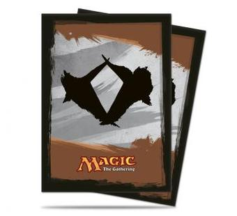 Ultra Pro Magic Khans of Tarkir Abzan Clan Standard Sized Deck Protectors (Case of 6000 Sleeves)