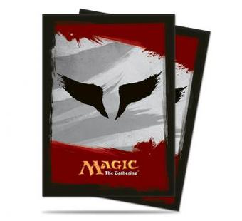 Ultra Pro Magic Khans of Tarkir Mardu Clan Standard Sized Deck Protectors (80 ct) - Regular Price $8.99 !!!
