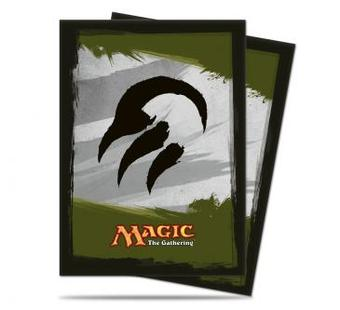 Ultra Pro Magic Khans of Tarkir Temur Clan Standard Sized Deck Protectors (Case of 6000)