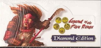 AEG Legend of the Five Rings Diamond Edition Precon Theme Box