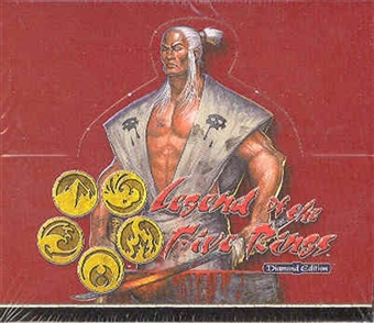 AEG Legend of the Five Rings Reign of Blood Booster Box