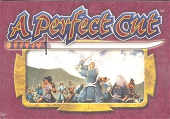 AEG Legend of the Five Rings A Perfect Cut Booster Box
