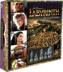 Jim Henson`s Labyrinth: The Board Game (River Horse)