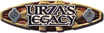 Magic the Gathering Urza's Legacy Near-Complete (Missing 2 cards) Set SLIGHT PLAY