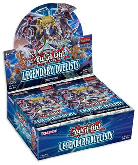 Yu-Gi-Oh! Legendary Duelists Booster Box (Presell)