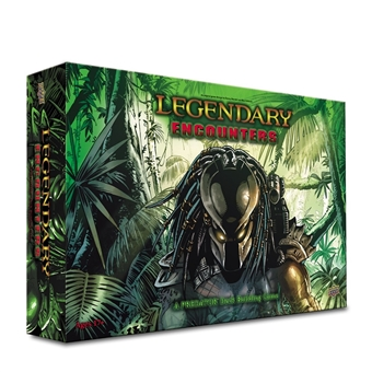 Legendary Encounters: A Predator Deck Building Game (Upper Deck Entertainment)