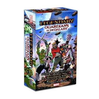 Marvel Legendary: Guardians of the Galaxy Expansion Box (Upper Deck)